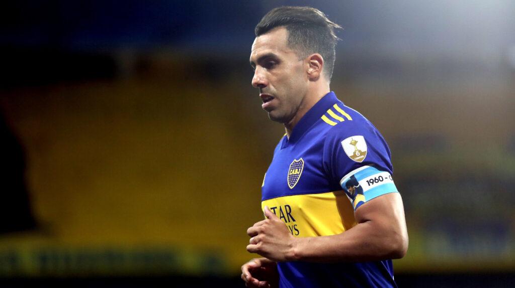 """Tevez: """"Soy el último gran ídolo de la época dorada de Boca Juniors"""""""