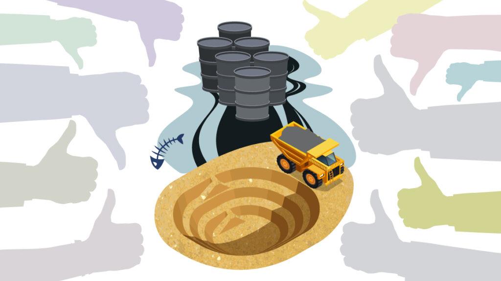 La mitad de presidenciables apoya la inversión privada en petróleo y minas