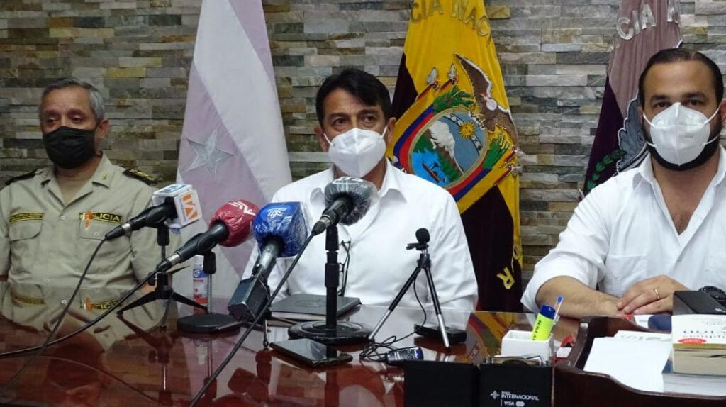 Ministro de Gobierno: hay tres sospechosos del crimen de Efraín Ruales