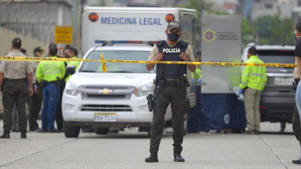 Asesinatos crecen en Guayaquil a la sombra del narcotráfico