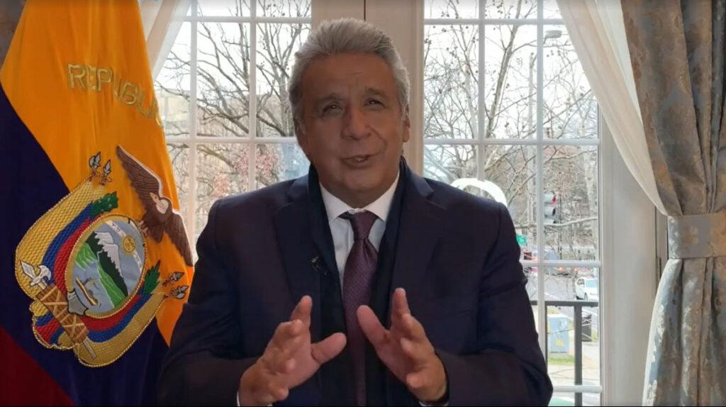 Moreno anuncia nuevos bonos para familias en situación de pobreza