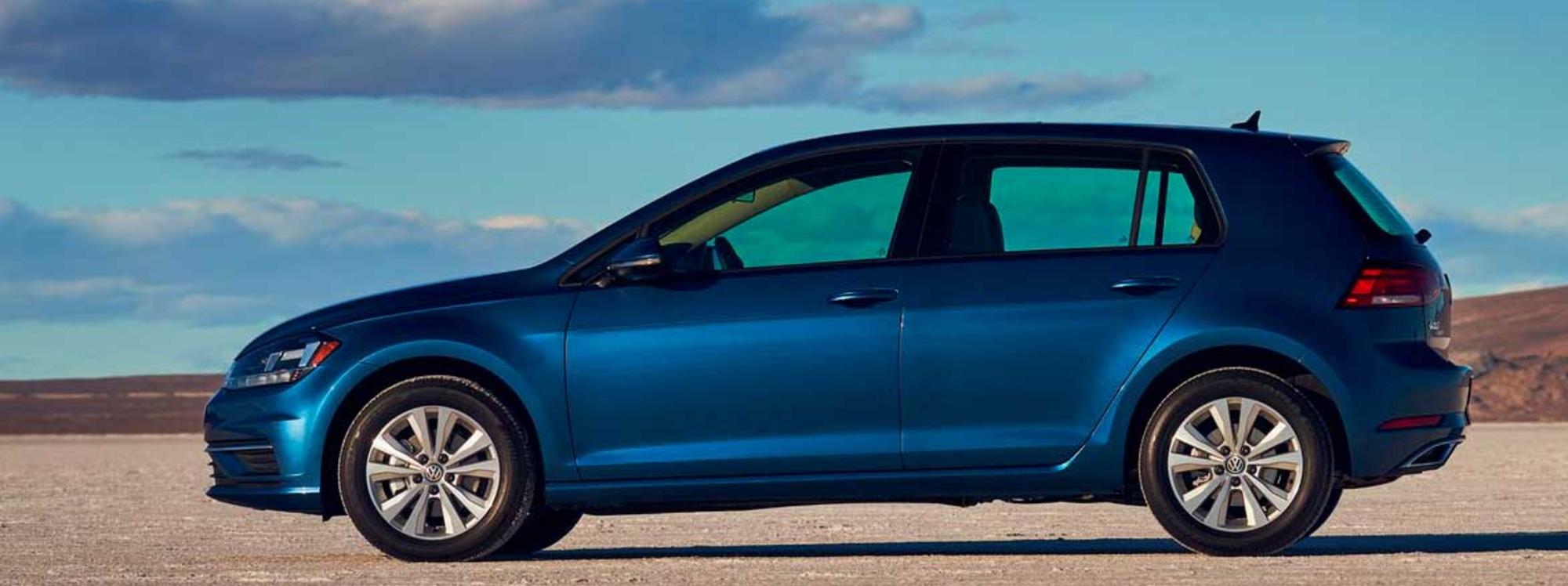 Volkswagen deja de fabricar el Golf para  EE.UU.
