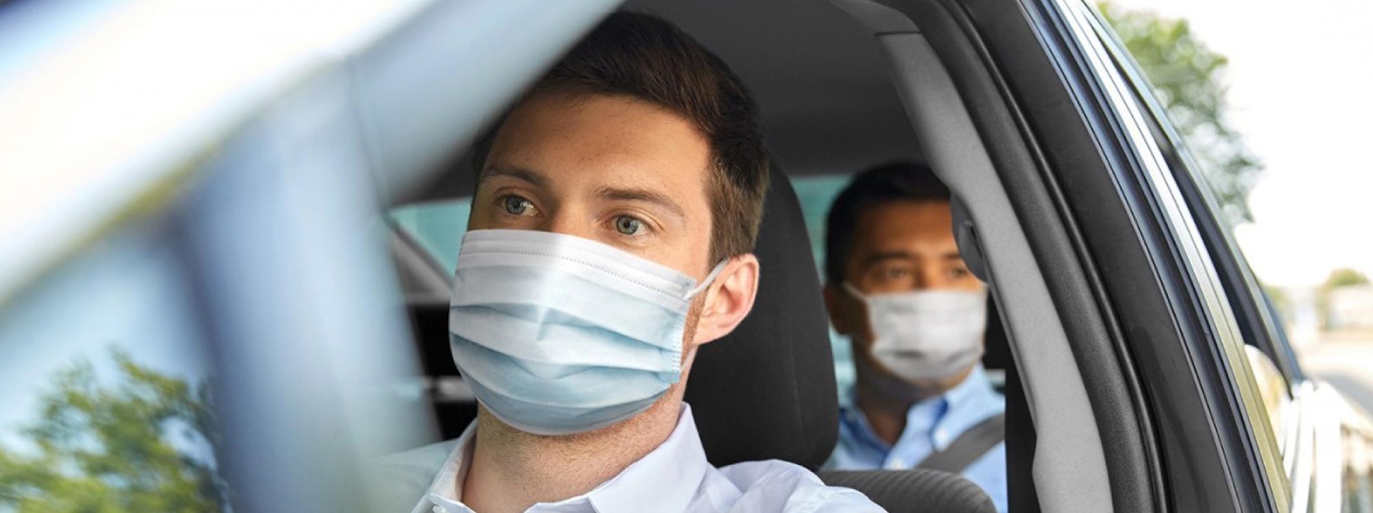 ¿Cómo evitar en contagio de coronavirus adentro del auto?