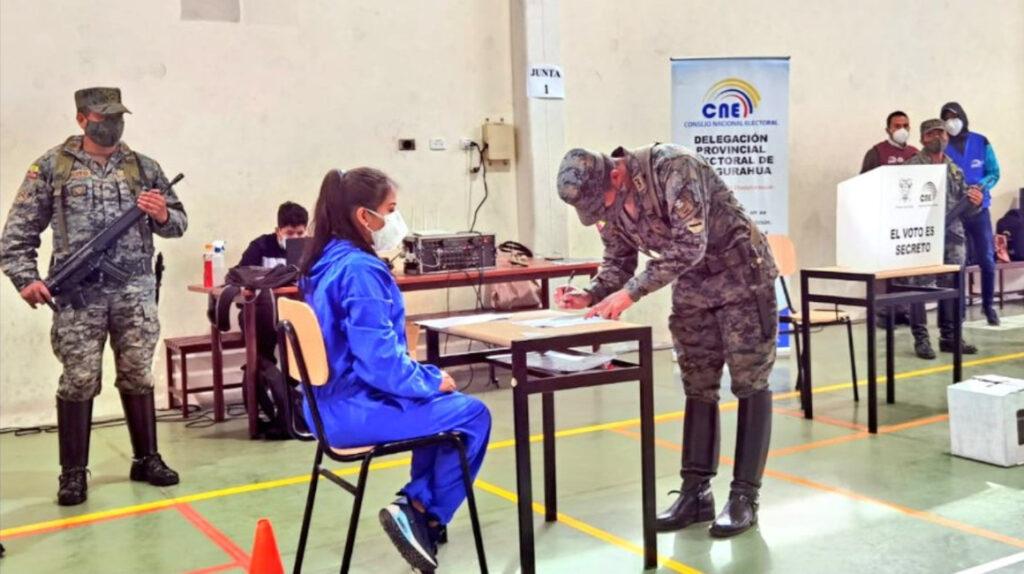 Miembros de juntas electorales podrán realizarse una prueba de Covid-19