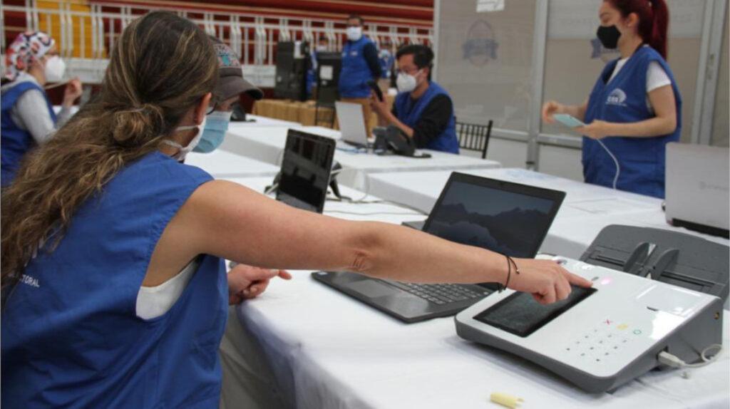 Segundo simulacro del CNE puso a prueba protocolos de bioseguridad