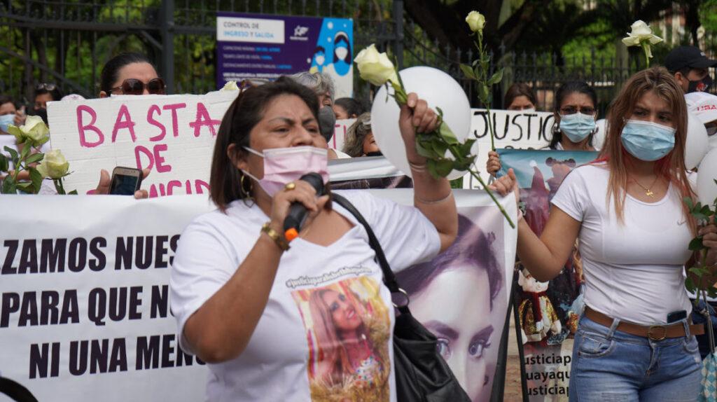 Consejo de la Judicatura hará sorteo público en el caso Lisbeth Baquerizo