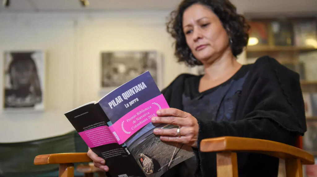 Pilar Quintana gana Premio Alfaguara de Novela 2021