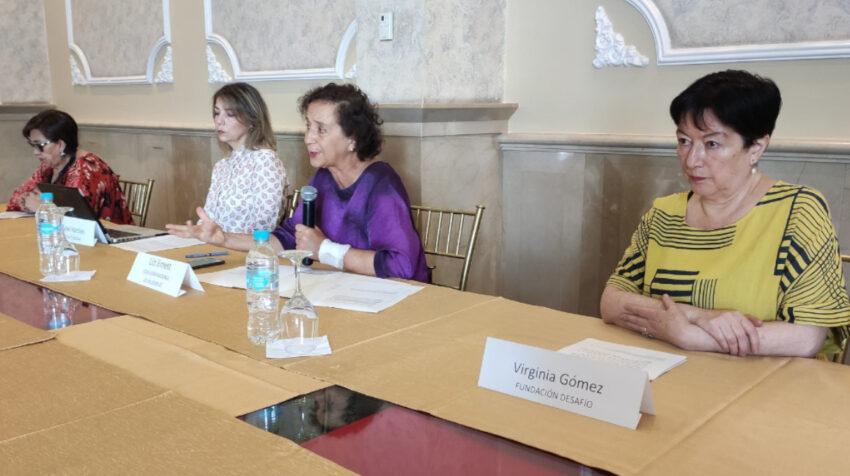 Organizaciones sociales de mujeres presentaron su informe 2020 Nuestros Derechos, el 19 de enero de 2021,