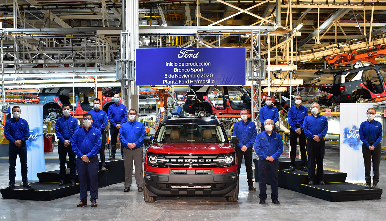 """Tras el cierre de fábricas en Brasil: México anunció una estrategia de """"coqueteo"""" con Ford"""
