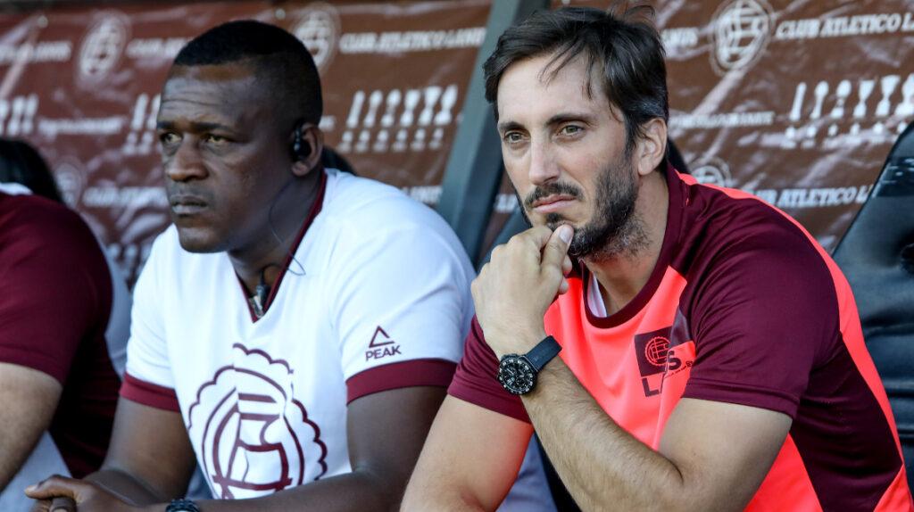 """Carlos Gruezo: """"Aún no asimilo que vamos a jugar la final de la Sudamericana"""""""