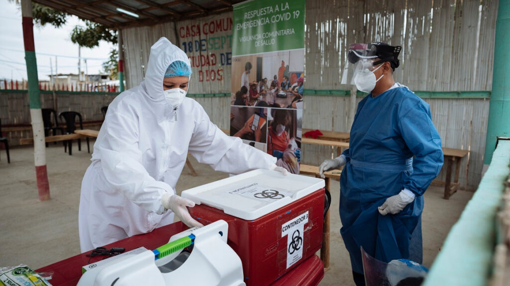 15 de febrero: Ecuador 267.701 personas con coronavirus