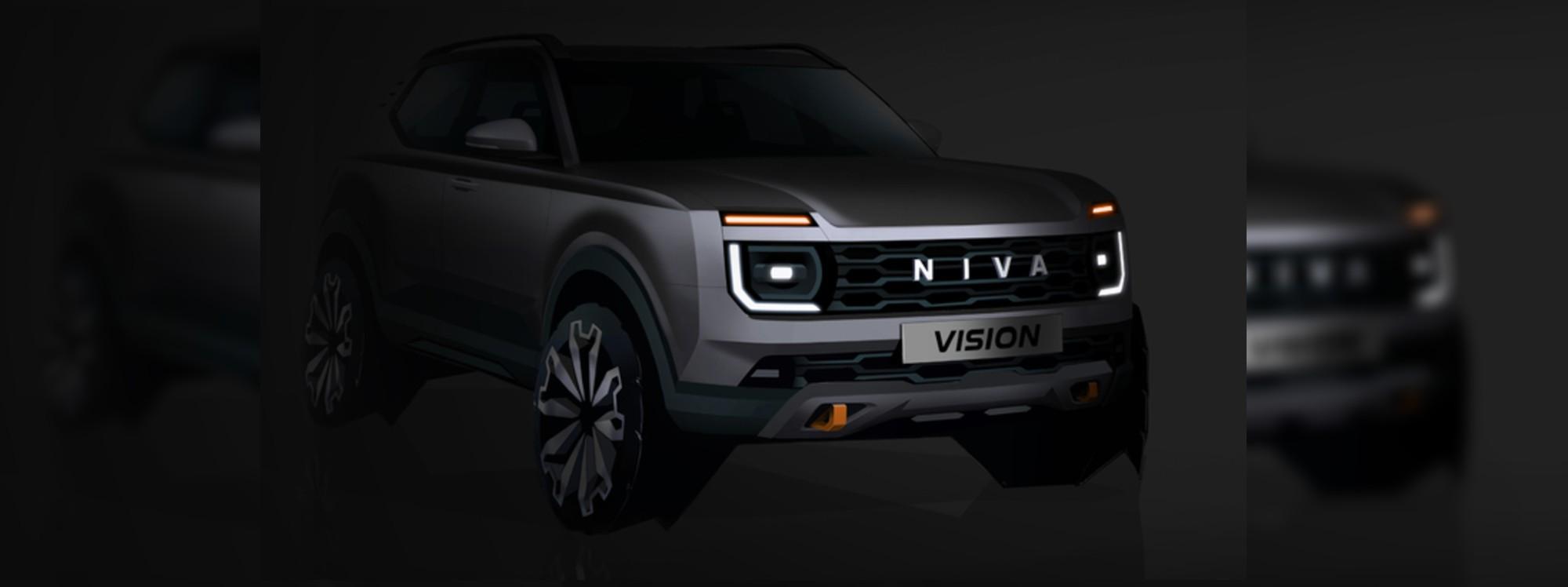 Lada Niva  será un modelo global y usará la misma plataforma de los Nissan-Renault Mercosur