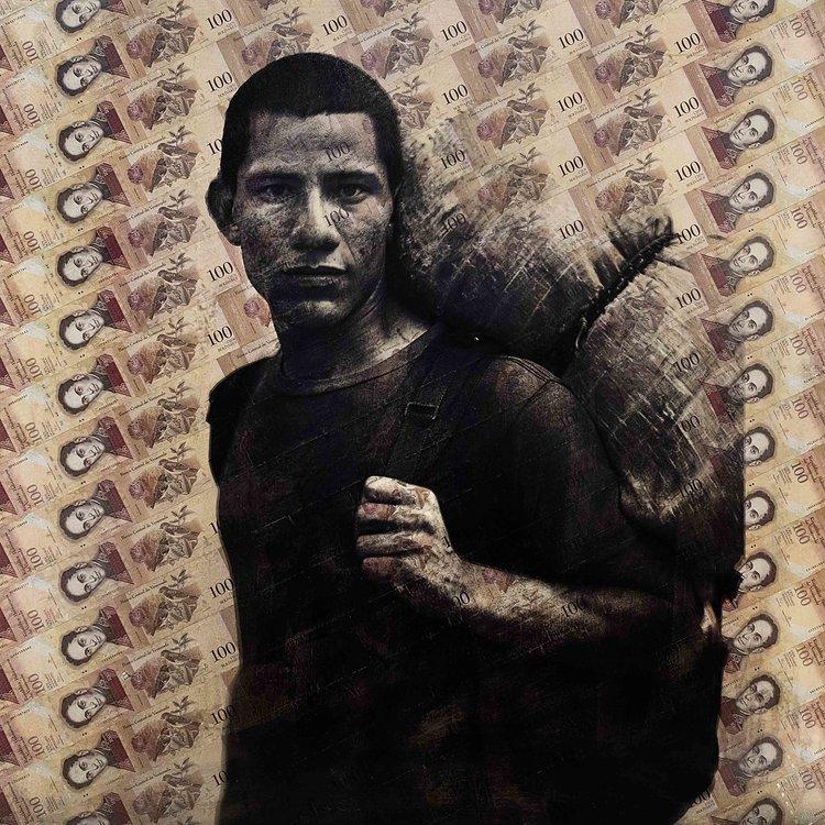 Retrato de Fernando Ruiz, de 25 años, de Felipe Jácome.