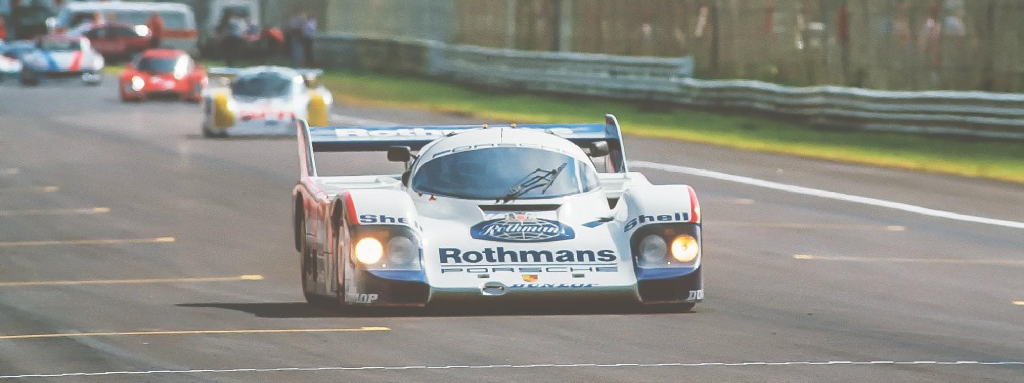 La historia de la caja de cambios de doble embrague de Porsche