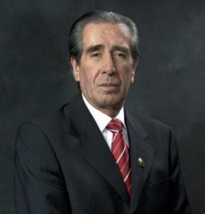 Jaime Velasco, expresidente de la Corte Suprema de Justicia del Ecuador.