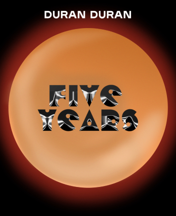 """""""Five years"""", de Duran Duran"""
