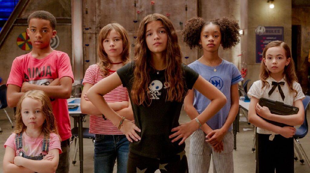 Robert Rodríguez prepara la secuela de 'We Can Be Heroes' para Netflix