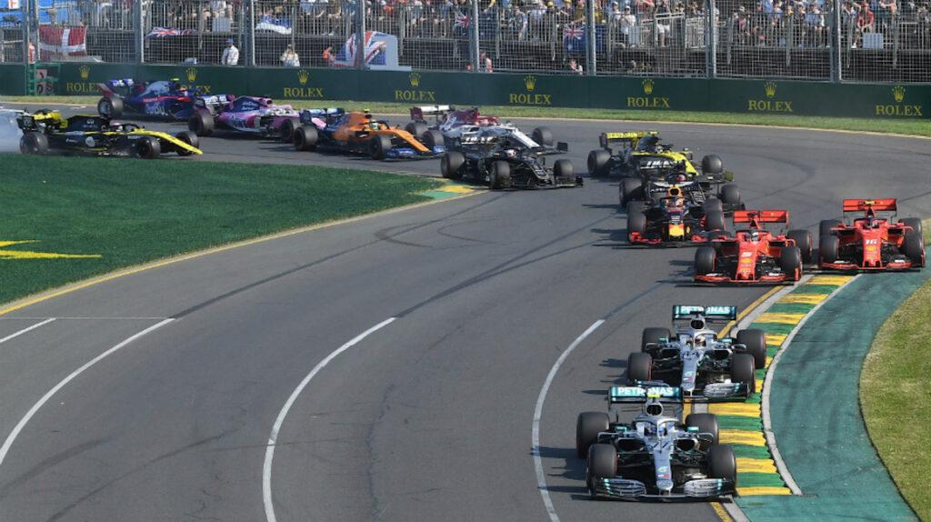 Se suspende el Gran Premio de Australia de la Fórmula 1 por el Covid-19