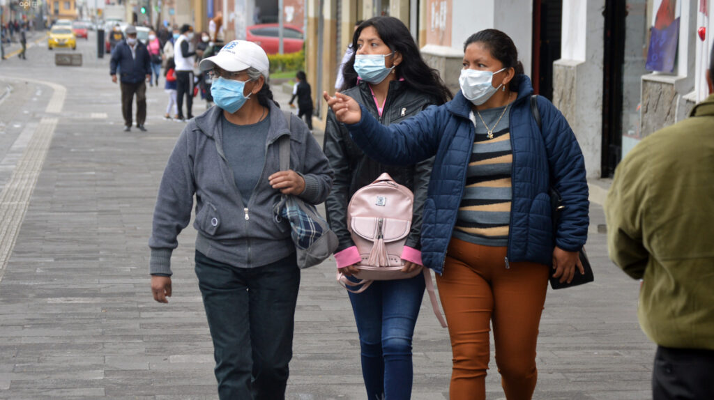 15 de marzo de 2021: Ecuador suma 277 casos de Covid en 24 horas