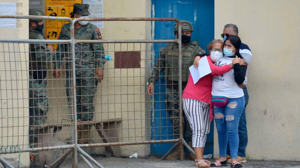 """Finanzas destinará """"el presupuesto necesario"""" para las cárceles, ofrece Moreno"""