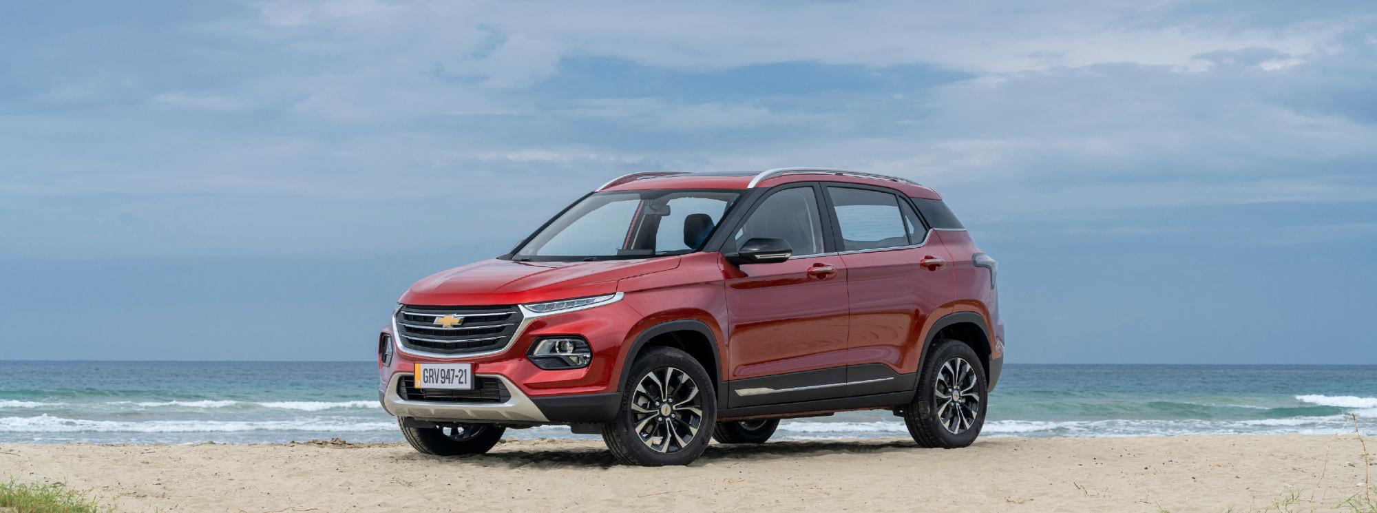 All New Chevrolet Groove, un SUV vanguardista que no admite competencia
