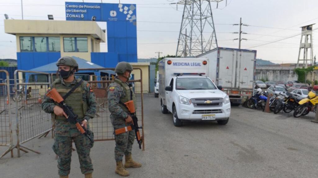 Masacre en cuatro cárceles: cuatro bandas enfrentan a Los Choneros