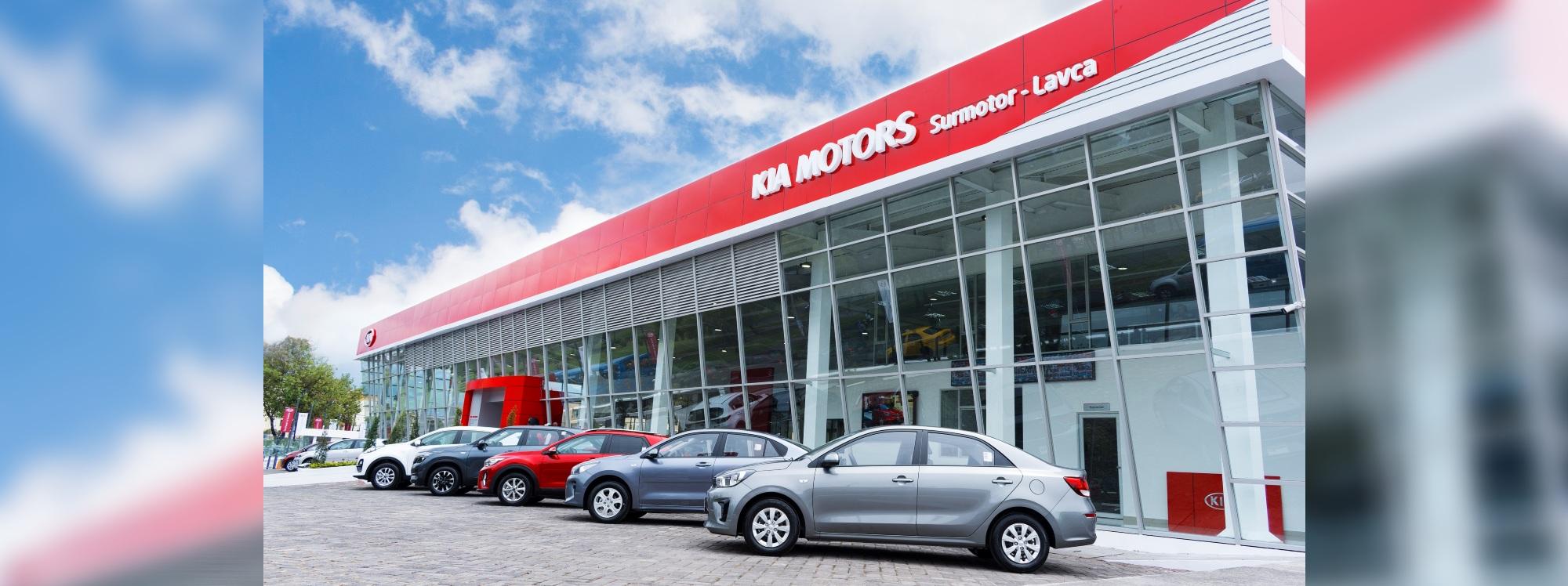 Quito tiene un nuevo concesionario de Kia Motors