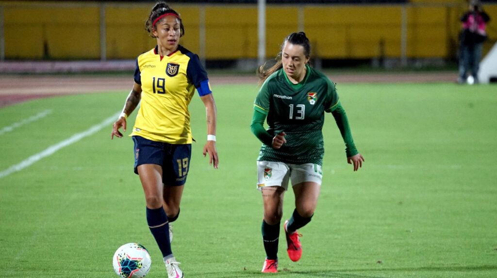 La Selección femenina volverá a jugar ante Bolivia en Quito