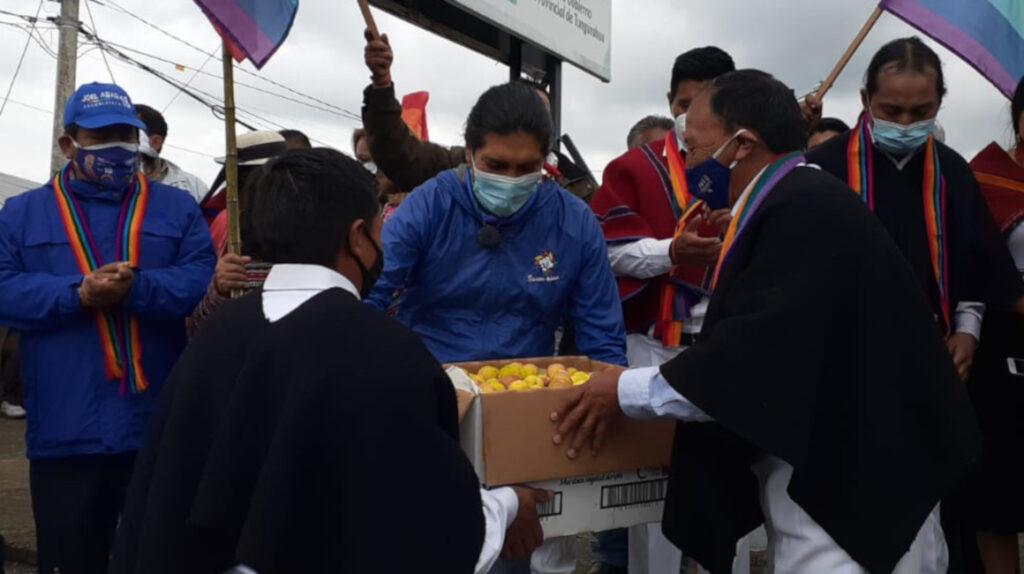 Movimiento indígena se reunirá para ratificar su apoyo al voto nulo