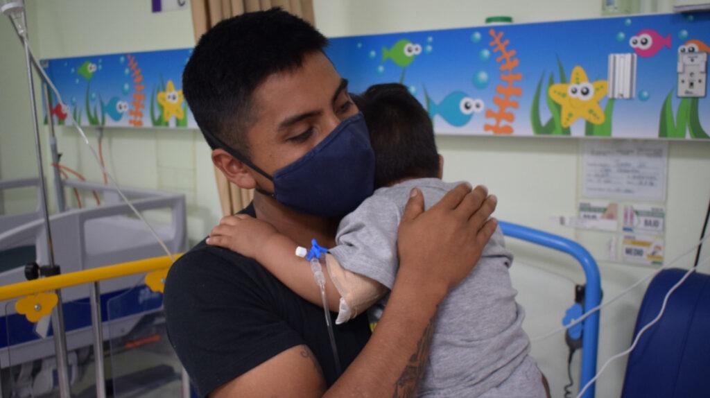 El contagio de Covid-19 en niños y adolescentes crece desde enero de 2021