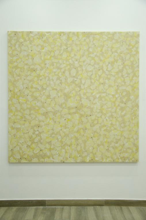 Obra de Ivanna Coello, que integra 'La vuelta al amanecer'.