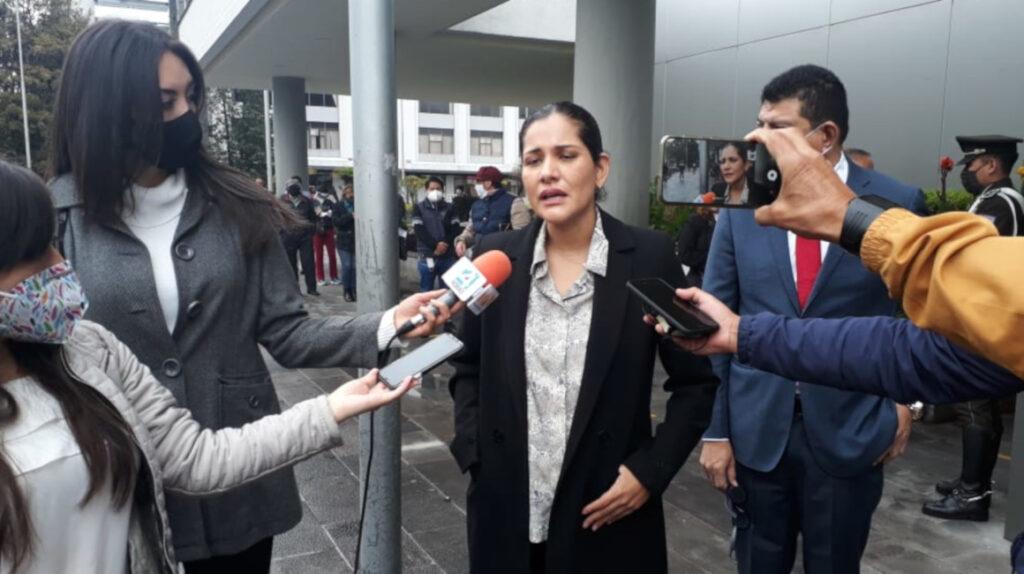 Participación en la cuerda floja, presidenta dice que no puede eliminarse
