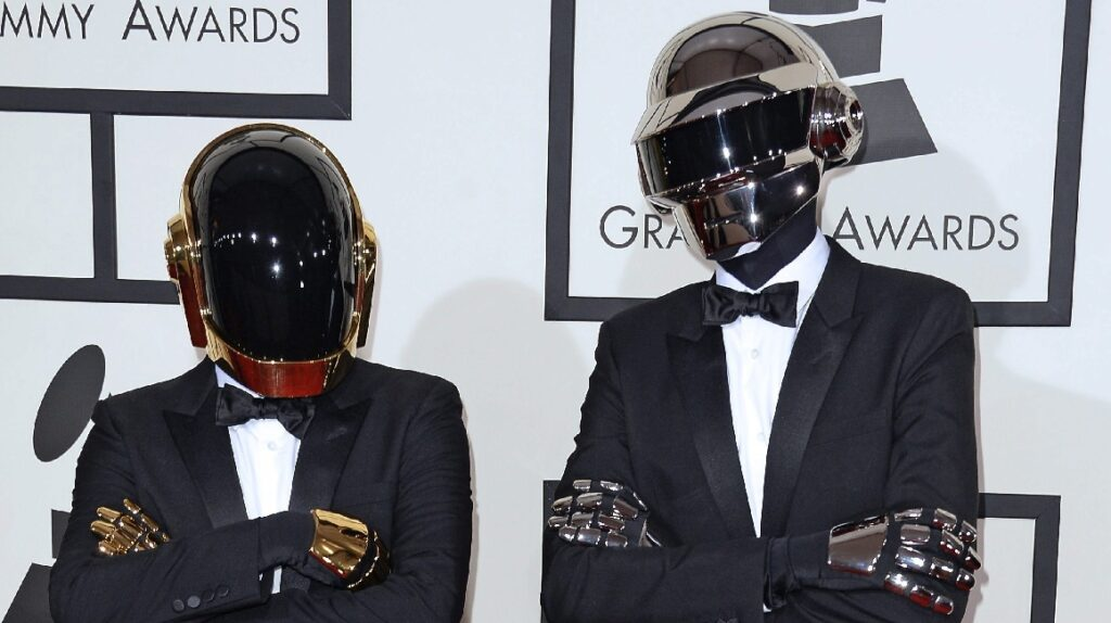 Daft Punk anuncia su separación, a través de un video en YouTube