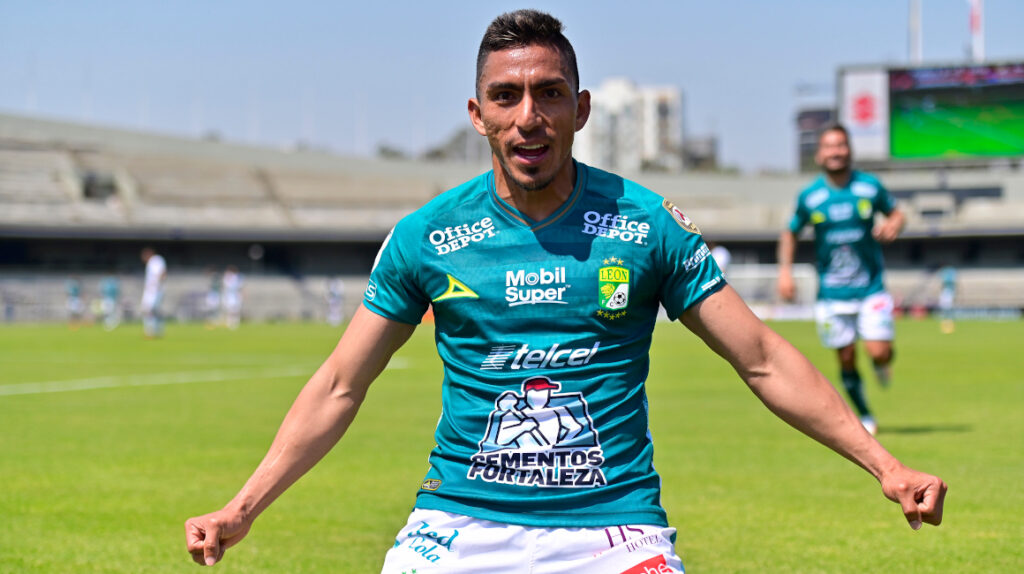 León derrotó a los Pumas UNAM con gol del ecuatoriano Ángel Mena