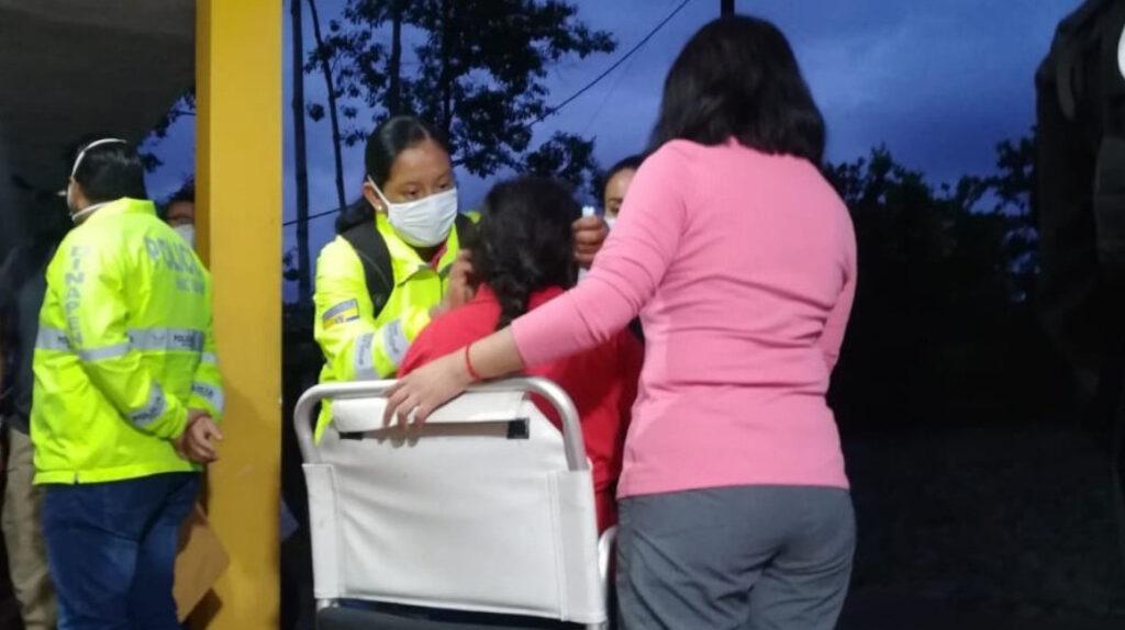 Nueve detenidos y siete niñas rescatadas tras operativo policial