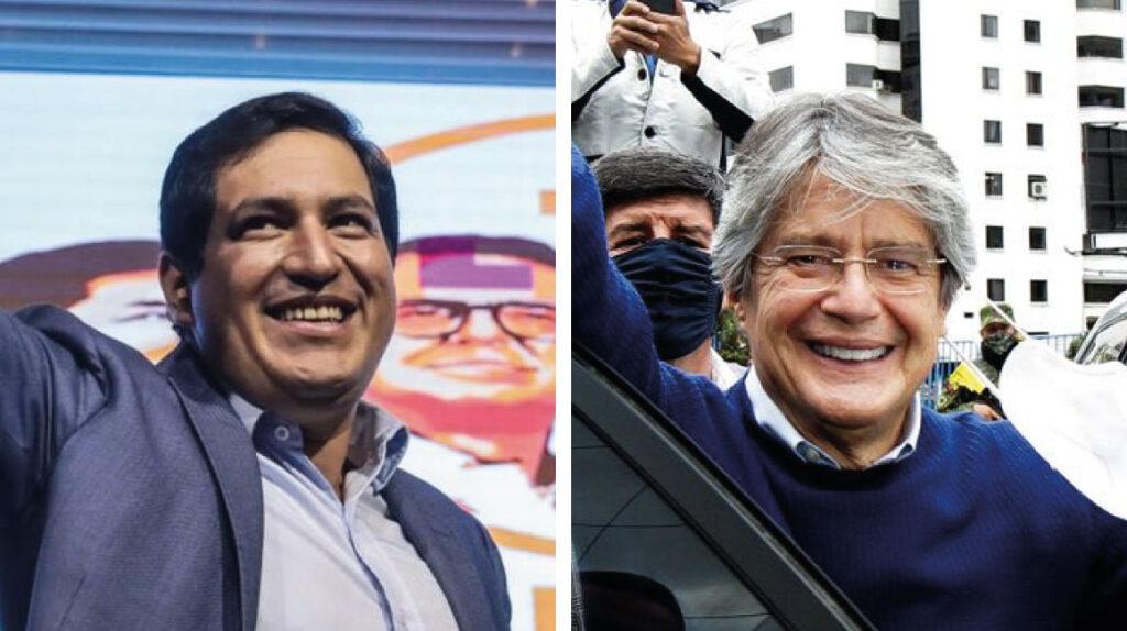 Proclamación de resultados: Arauz y Lasso pasan a segunda vuelta
