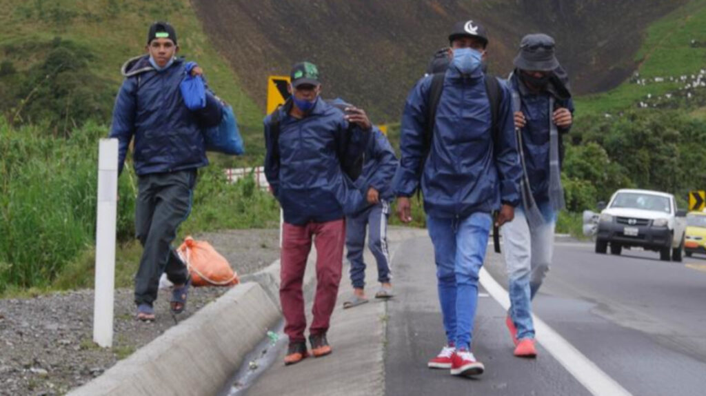 Diputada venezolana agradece a Ecuador por plan en favor de inmigrantes