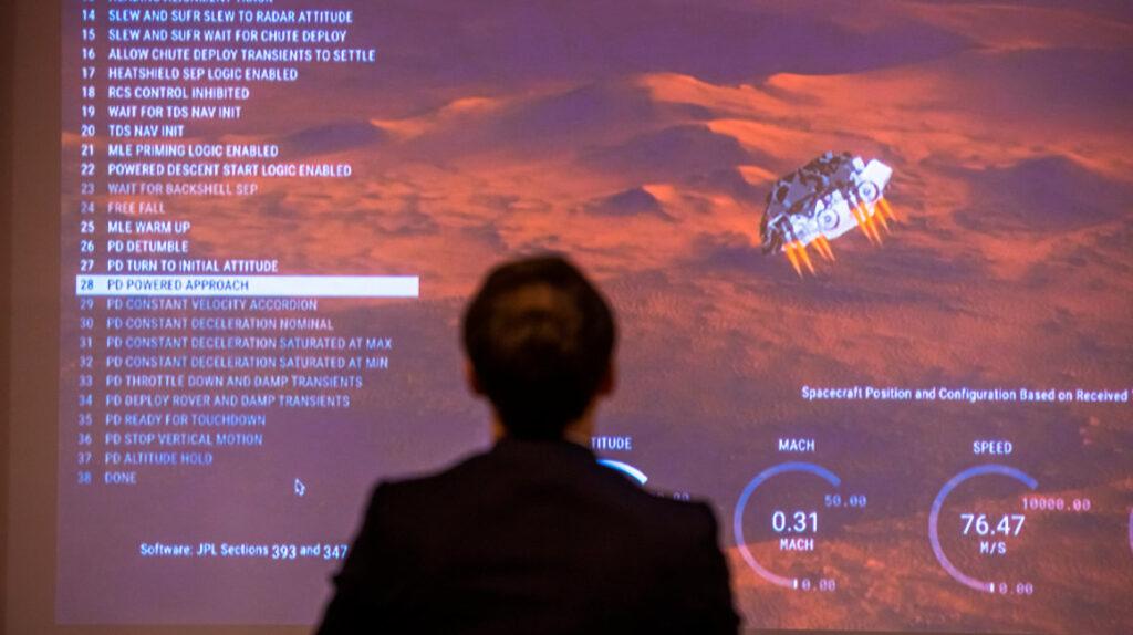 La llegada del Perseverance a Marte alienta la búsqueda de rastros de vida