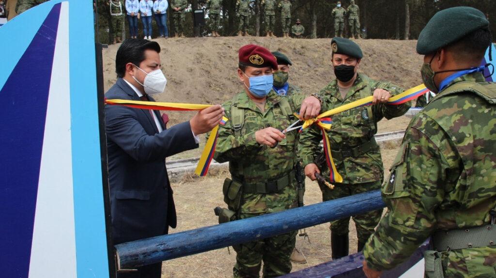 Jefe militar del Ejército ecuatoriano falleció a causa de Covid-19