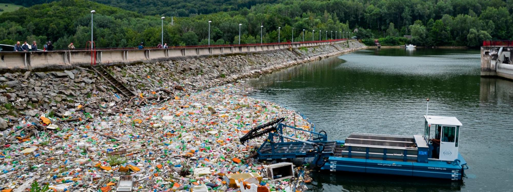 Audi Environmental Foundation quiere ríos limpios de plásticos y ya tiene dos aliados