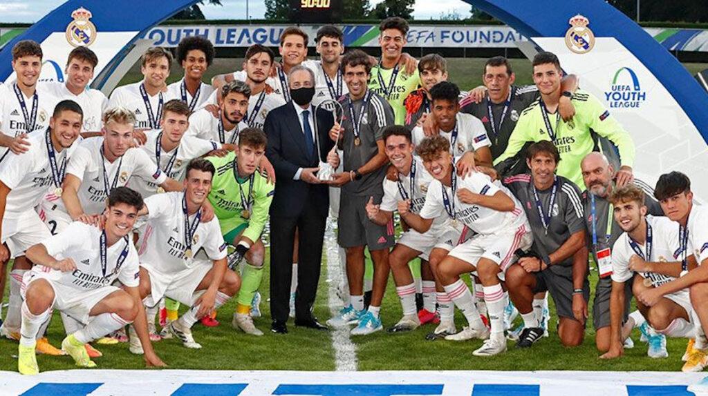 La UEFA cancela la Liga de Campeones Juvenil 2020-21
