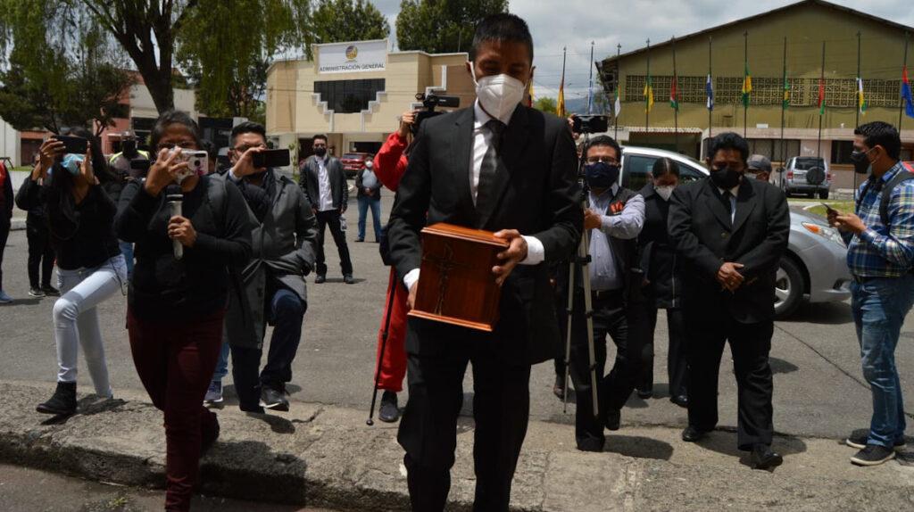 El deporte ecuatoriano lamenta la muerte de Luis Chocho