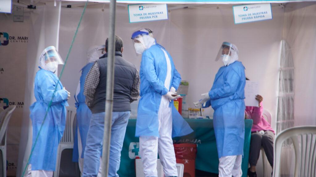 8 de marzo de 2021: Ecuador llega a 294.618 contagios de coronavirus