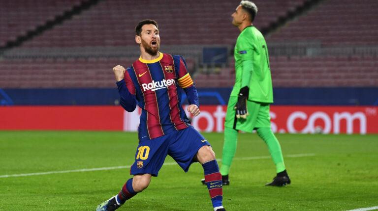 El argentino Lionel Messi no seguirá en el FC Barcelona