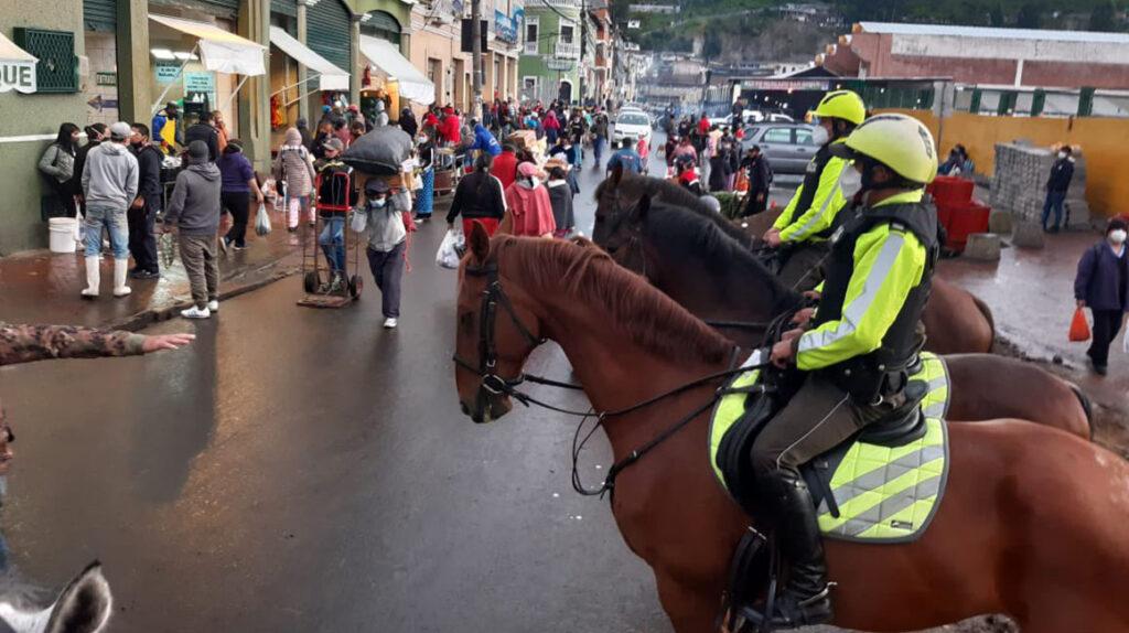 19 heridos y cuatro muertos deja el feriado en Quito