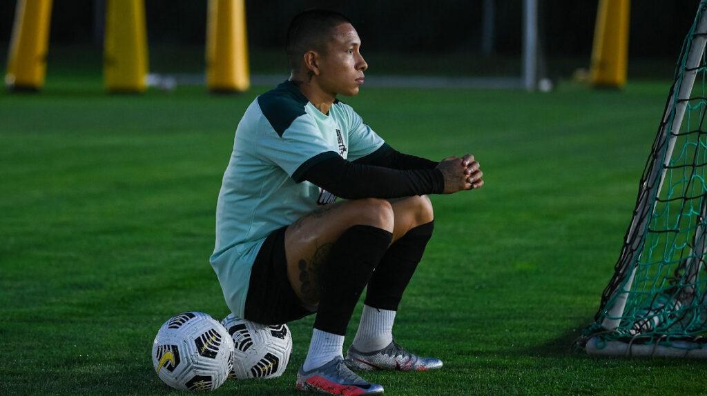 El ecuatoriano Cristian Ramírez sufre rotura de ligamento cruzado