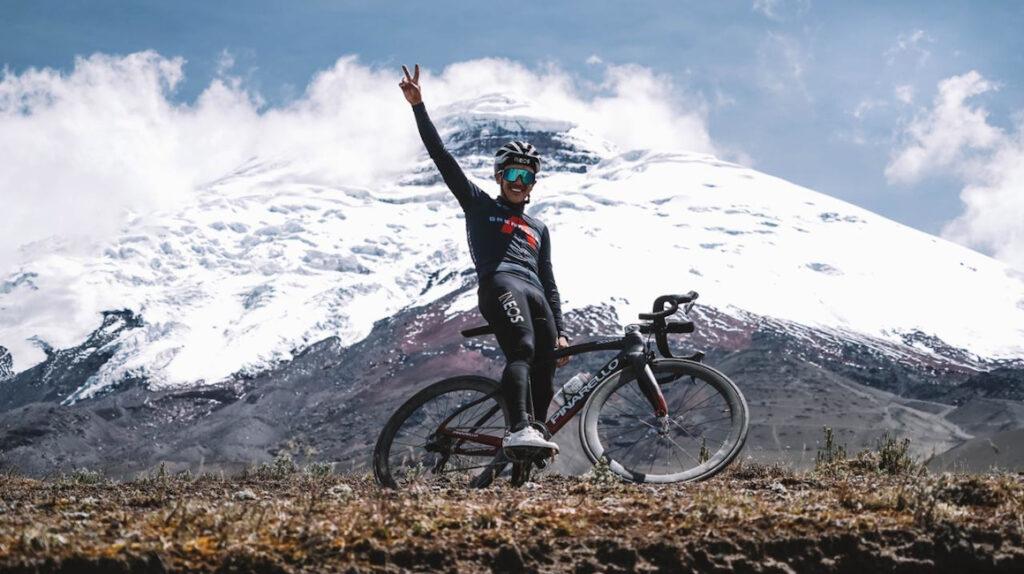 Richard Carapaz liderará al Ineos en la Volta a Catalunya