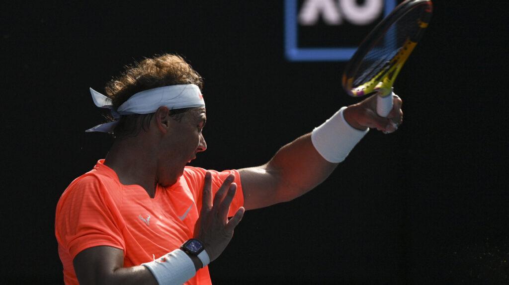 Nadal-Tsitsipas y Medvedev-Rublev completan los cuartos de final en Australia