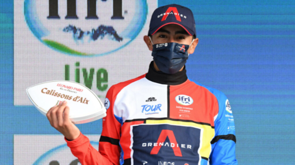 El colombiano Iván Sosa es el campeón del Tour de la Provence