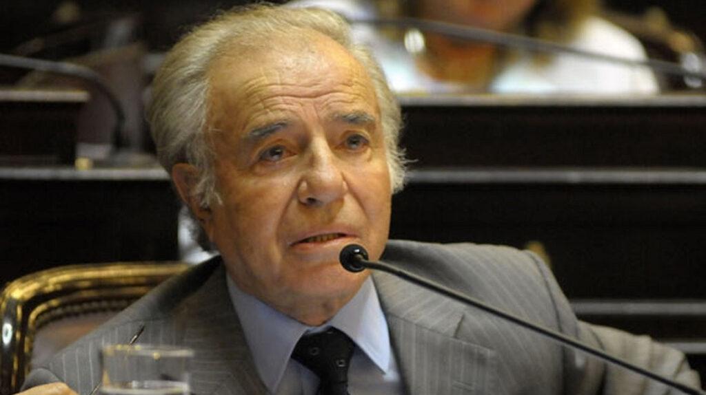 Fallece el expresidente de Argentina Carlos Menem